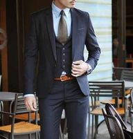 Fall suit