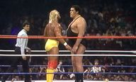 Hulk Hogan and Andre