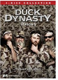 Duck Dynasty DVDs Un