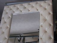 Tufted Ivory Upholst