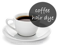 Natural Coffee Hair