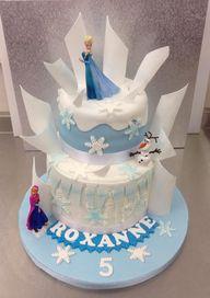 Frozen cake by Sharr