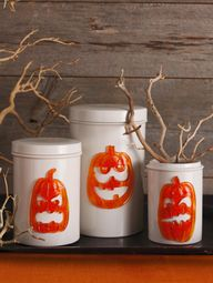 Pumpkin Decals from