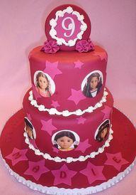 Birthday cake for EG