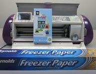 Freezer paper makes