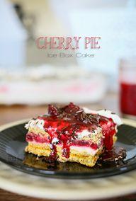 Cherry Pie Ice Box C