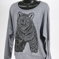 Bear sweater? Yes pl
