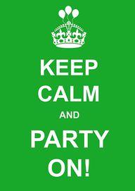 Keep Calm . . . . Gr