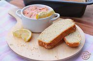 Pan brioche e salmon