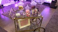 Vintage Tea Cart - S