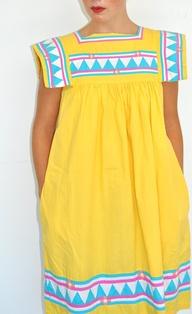 canary yellow sleeve
