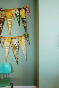 Decorative Pennants