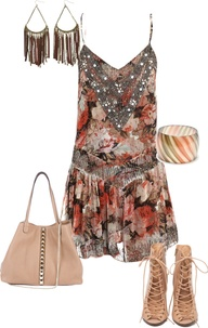 """Bohemian Chic"" by sianfairy on Polyvore"