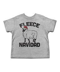 'Fleece Navidad' Tee
