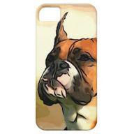 Boxer dog iPhone 5 B