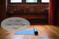 Ask a Yogini: Should