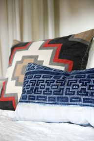 DIY Hmong pillow