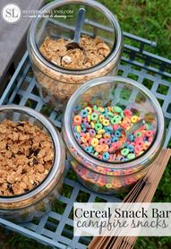 Cereal Snack Bar | C