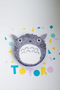 Totoro Cake Tutorial