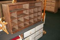 $95 - divided cubby