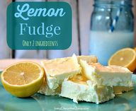 Lemon Fudge (Only 2