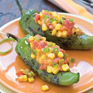 Spicy Stuffed Pepper