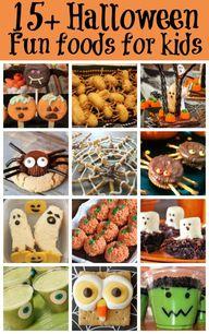 15+ Halloween fun fo