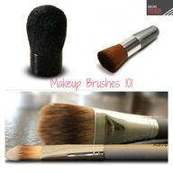 Makeup Brushes 101 #