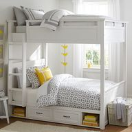 Hampton Bunk Bed | P