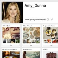 "Amy Dunne Is ""Gone"""