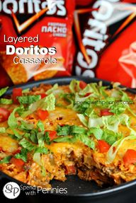 Layered Doritos Cass...