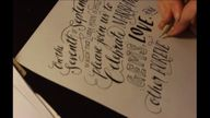 Hand-Lettering with