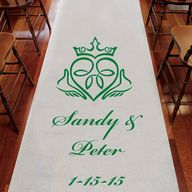 Irish Claddagh Weddi
