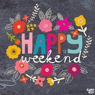 Happy Weekend / Art