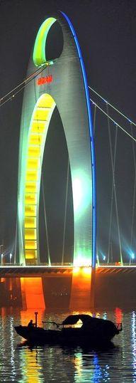 Liede Bridge, Guangz