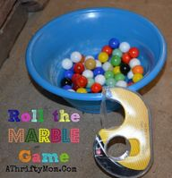 Roll the Marble Game