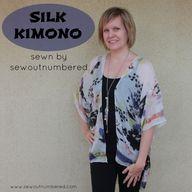 Sew-Sew Kimono | sew