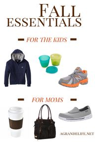 Fall Essentials for