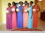 Nigerian wedding wra