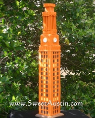 UT Tower cake!