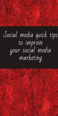 Social media quick t