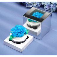 Silver Foil Cupcake
