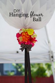 DIY Hanging Flower B