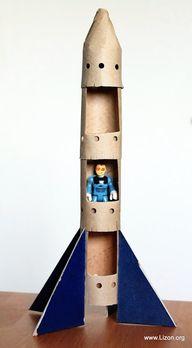 space rocket craft f