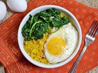 golden rice bowls