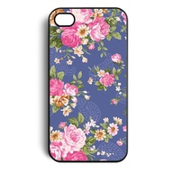Floral Snap On Case...
