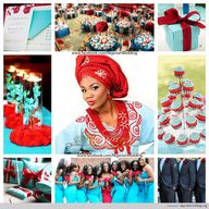 nigerian wedding Tif