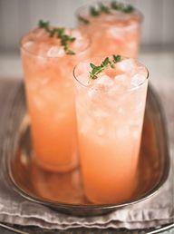 Grapefruit Fizz, via