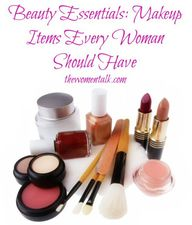 Make up Items Every
