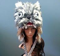 Wolf Beanie...
